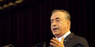 Galatasaray Başkanı tehdit edilemez