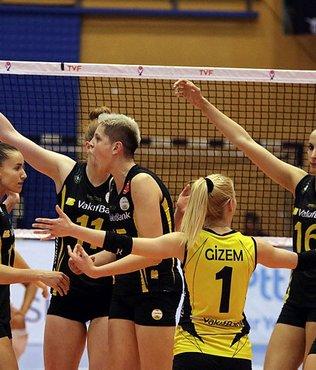 VakıfBank Şampiyonlar Ligi'nde Nova KBM Branik'i konuk edecek