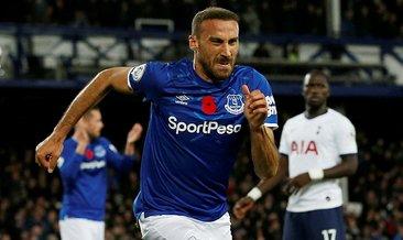 Everton'da 1 puanı 90+7'de Cenk Tosun kurtardı!