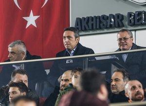 Akhisarspor - Fenerbahçe maçından kareler!