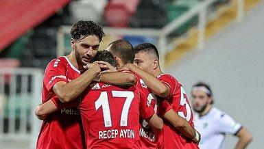 Altınordu - Denizlispor: 2-1 (MAÇ SONUCU - ÖZET)