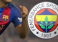 Fenerbahçe'nin hocası Cocu Barcelona'nın Brezilyalı yıldızı için onay verdi