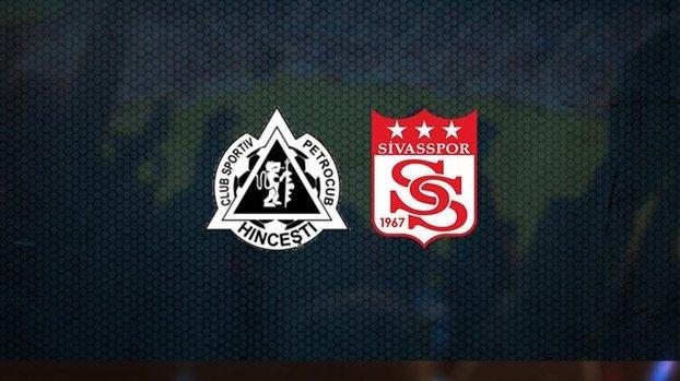 Petrocub - Sivasspor maçı ne zaman, saat kaçta ve hangi kanalda?   Sivasspor'un ilk 11'i belli oldu
