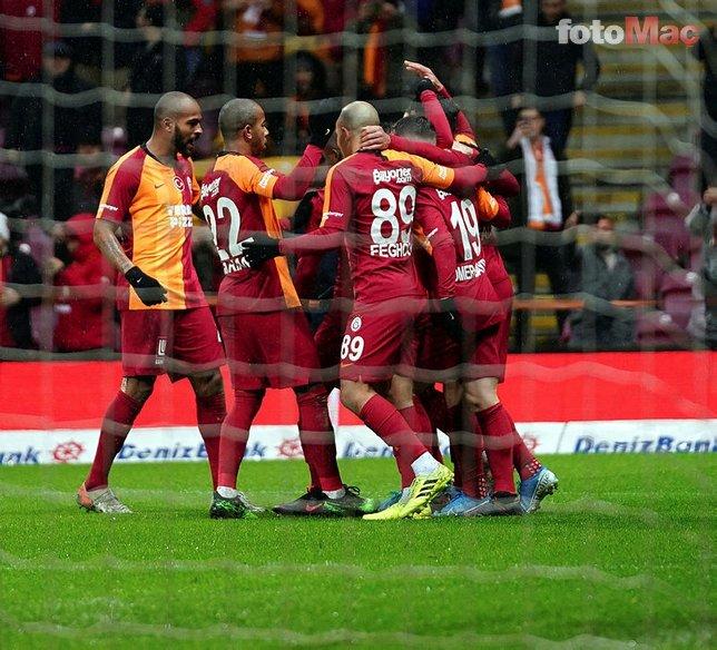 Galatasaray'dan sürpriz hamle! Transferde Falcao detayı...