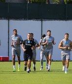 Trabzonspor Rizespor hazırlıklarına başladı