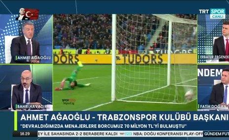 Ahmet Ağaoğlu'dan Olcay Şahan açıklaması