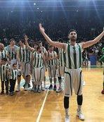 Bursaspor Basketbol Tahincioğlu Basketbol Süper Lig'ne yükseldi
