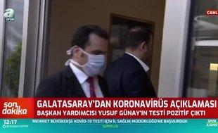 Yusuf Günay'ın Koronavirüs Test Sonucu Belli Oldu! / A Spor