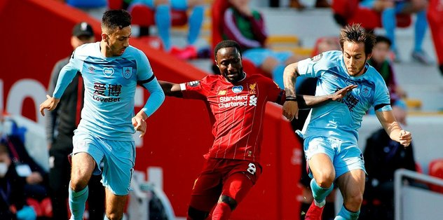 Liverpool 1-1 Burnley | MAÇ SONUCU - Futbol -