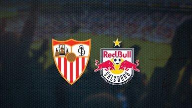 Sevilla - RB Salzburg maçı ne zaman? Saat kaçta ve hangi kanalda canlı yayınlanacak? | UEFA Şampiyonlar Ligi