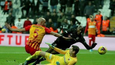 Beşiktaş'ın gol anonsu engellere takılmayan Buket Durmuş'tan