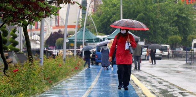 Bugün (3 Haziran) ve yarın hava nasıl olacak? İstanbul, Ankara, Antalya hava durumu...