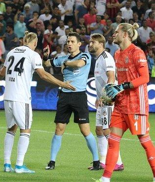 Beşiktaş Gazişehir maçına itiraz kararından vazgeçti!