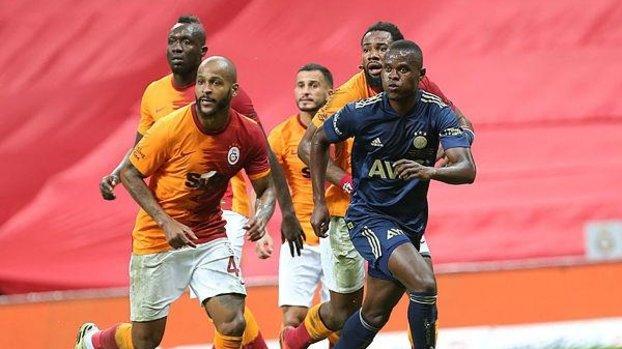 Mbwana Samatta Fenerbahçe formasıyla ilk maçına Galatasaray derbisinde çıktı! #