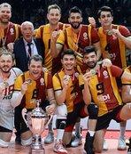 Galatasaray hasretine son verdi