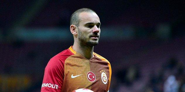 Wesley Sneijder: Bir gün Galatasaray'ın teknik direktörü olacağım - Futbol -