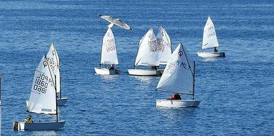 """""""Yelken yarışları turizme 'doping' etkisi yaptı"""""""
