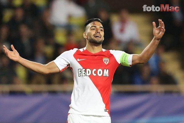 Monaco'nun yeni golcüsü Ben Yedder Falcao'ya çağrıda bulundu!