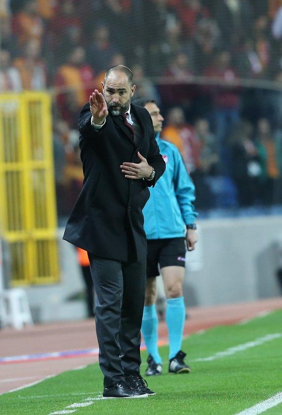 Başakşehir - Galatasaray (STSL 27. Hafta)