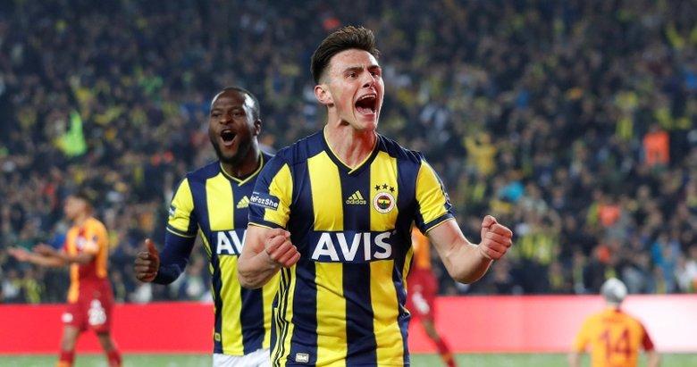 Fenerbahçe'de Eljif Elmas bereketi!