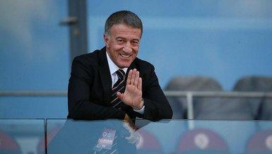Son dakika spor haberi: Trabzonspor Başkanı Ahmet Ağaoğlu: Hedeflerimiz de potansiyelimiz de büyük