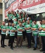 Bursaspor'a maddi ve manevi destek yağıyor