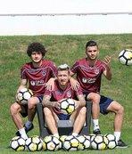 Trabzonspor'a Kucka piyangosu