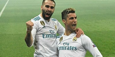 Real Madrid çeyrek finalde