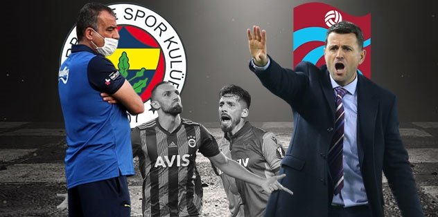 Vedat Muriqi ve Jose Sosa oynayacak mı? İşte Fenerbahçe-Trabzonspor maçı muhtemel 11'leri