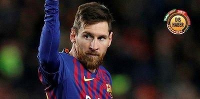 David Beckham'dan sürpriz Messi hamlesi