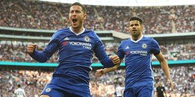 Chelsea, Tottenham'ı rahat geçti