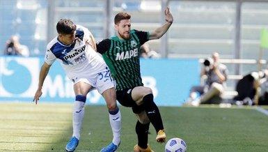 Sassuolo-Atalanta: 1-1 (MAÇ SONUCU-ÖZET)