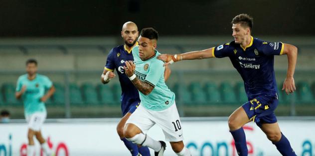 Hellas Verona 2-2 Inter | MAÇ SONUCU - Futbol -