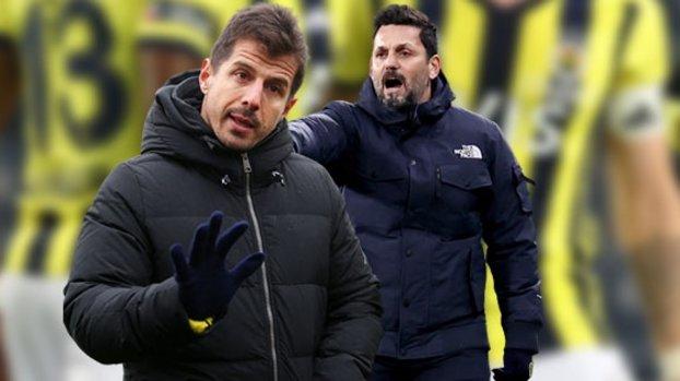 Emre Belözoğlu kararını verdi! Fenerbahçe Trabzonspor'a yenilirse Erol Bulut yerine... #