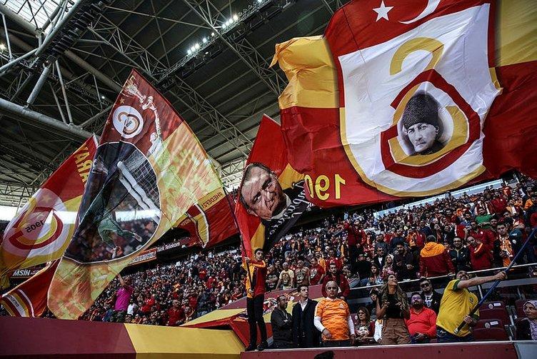 Galatasaray'da yönetimden taraftara müjde