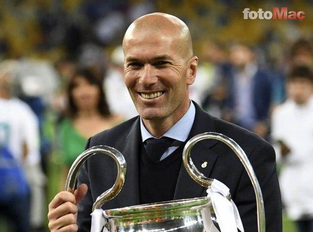 Asrın transfer bombası! Zidane Türk yıldızı istedi...