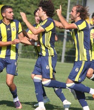 21 Yaş Altı Futbol Ligi'nin 6. haftasında Fenerbahçe, Beşiktaş'ı 1-0 yendi