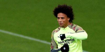 Leroy Sane Bayern yolunda