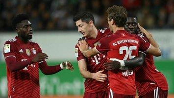 10 kişi Bayern rahat kazandı!