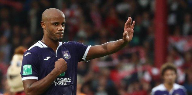Anderlecht'te futbolcuların 1 aylık maaşını Kompany ödeyecek!