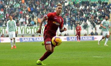 Tjaronn Chery: Beşiktaş maçını kazanabiliriz