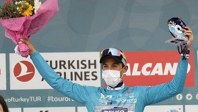 Son dakika spor haberi: 56. Cumhurbaşkanlığı Türkiye Bisiklet Turu'nu Manuel Diaz Gallego kazandı