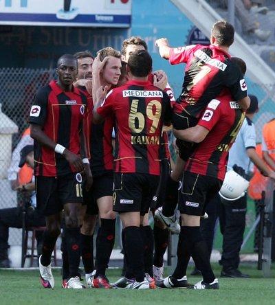 Gençlerbirliği - Ankaragücü (Spor Toto Süper Lig 6. hafta maçı)
