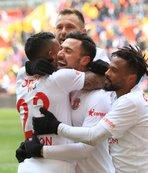 Antalyaspor evinde galibiyeti unuttu!