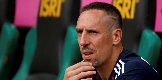 Galatasaray taraftarında Ribery heyecanı!