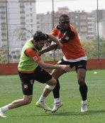 Adanaspor'da Samsunspor maçı hazırlıkları