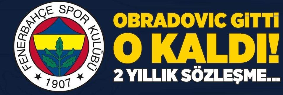 """fenerbahceden gherardini ile 2 yillik sozlesme obradovic 1593425916633 - Emre Belözoğlu'na flaş tepki: """"Biz kimsenin hakkını yemedik!"""""""