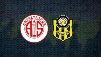 Antalyaspor - Yeni Malatyaspor | CANLI