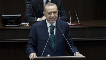 Başkan Erdoğan milli haltercileri tebrik etti