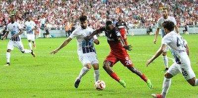Adana Demirspor'da Sönmez'in sözleşmesi feshedildi